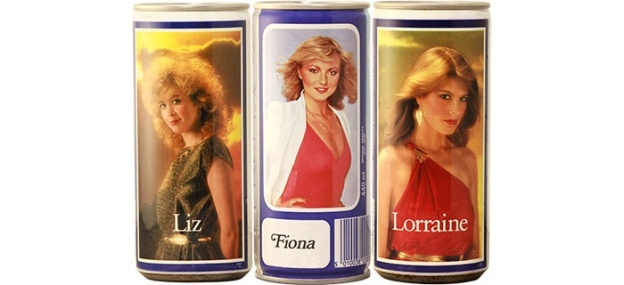 Tennent's Lager Lovelies: Launched in 1962 and discontinued in the 1980s