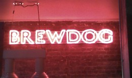 BrewDog Cardiff: A cheeky sneak peak