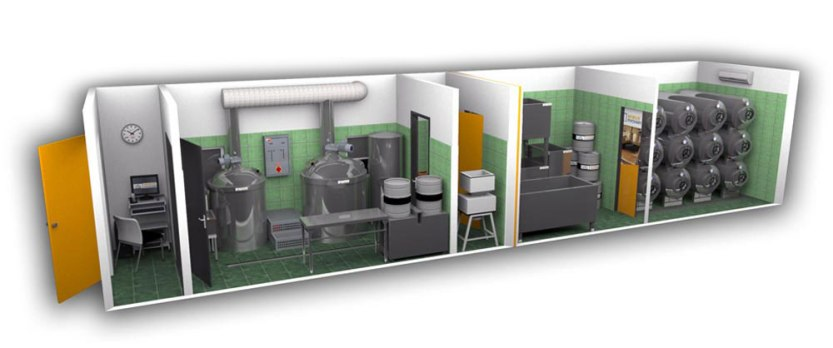 Container-Microbrewery-MOBBEER-TWIN-serial-interior